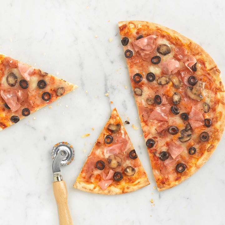 Pizza La Súper Fina Capricciosa 383g