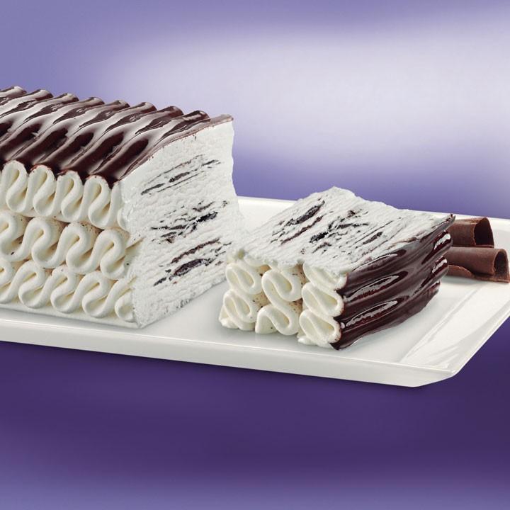 Tarta Laminada Nata y Chocolate 1000ml